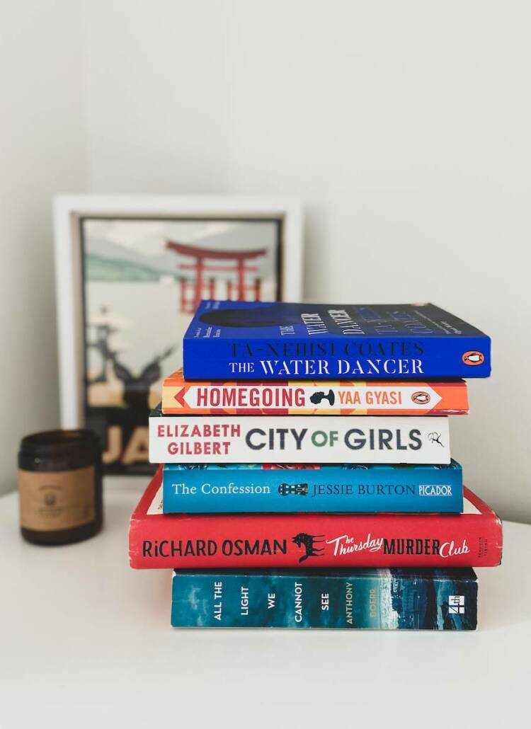 Book Round-Up; The Fiction Books I've Read In 2021 (So Far)