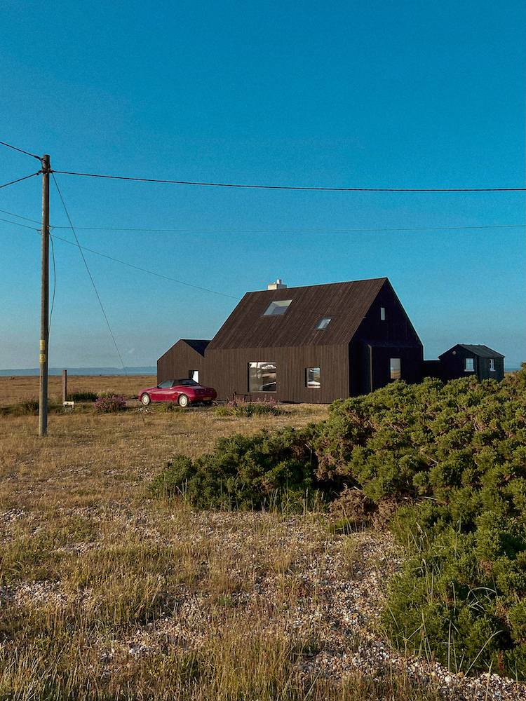 A cottage in Dungeness