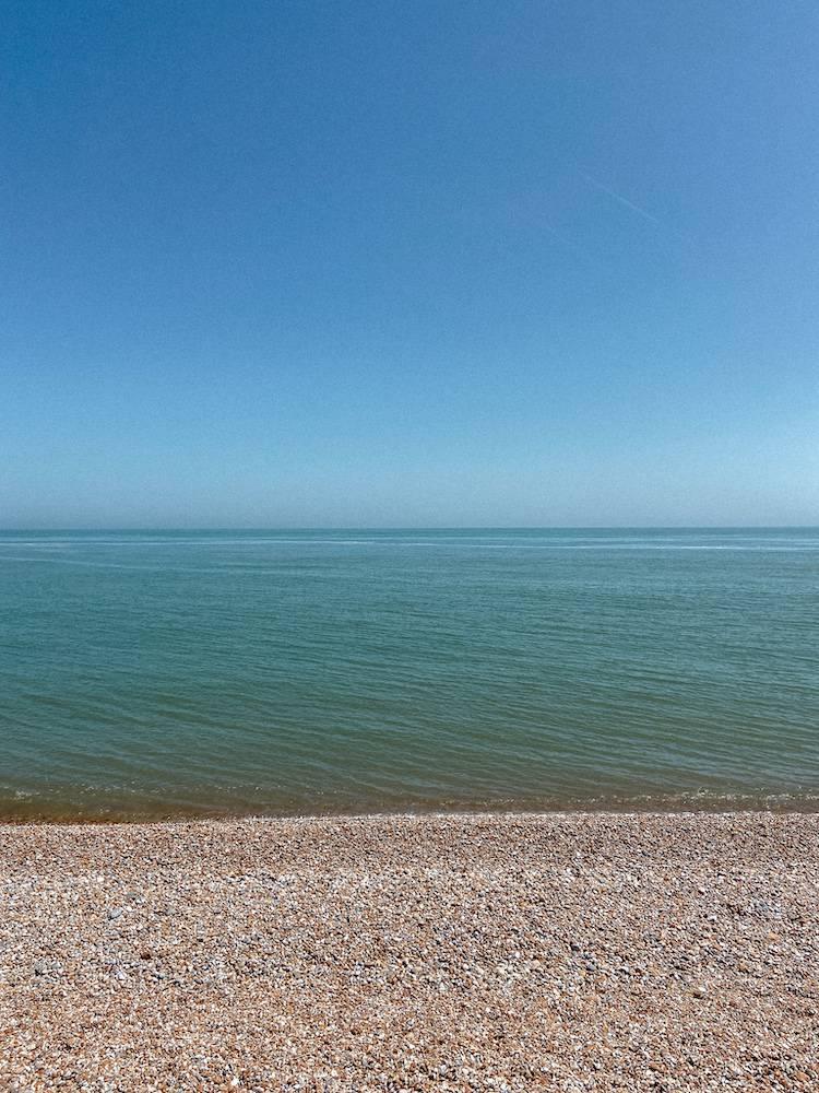 Dungeness shingle beach