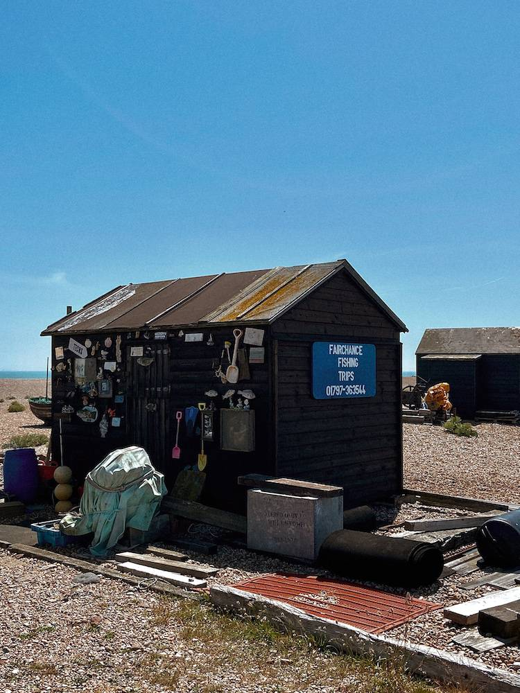 Fairchance fishing trips in Dungeness